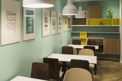 great office space design