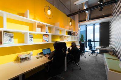 office design efficiency