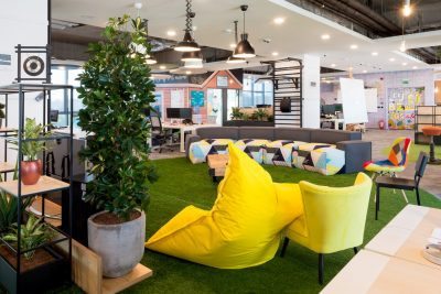 office design for creativity