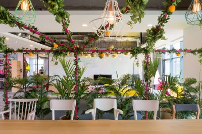 efficient office space design